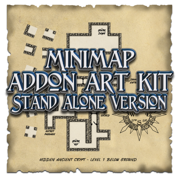 Minimap addon - Stand alone version