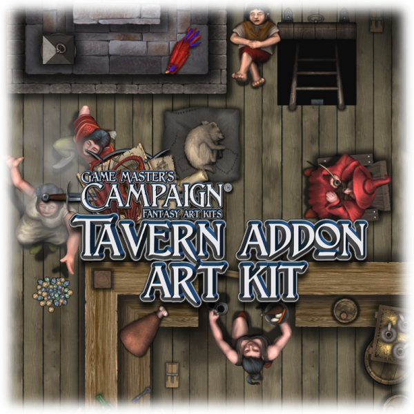 Tavern addon art kit