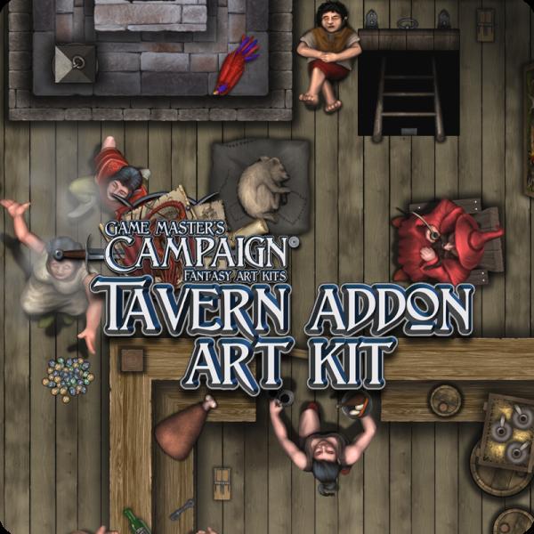 Tavern addon art kit