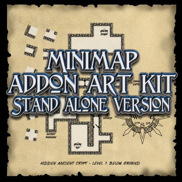 Minimap addon - Stand alone version
