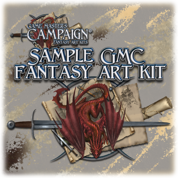 Sample GMC Fantasy art kit